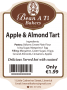 D215-BEAN-AN-TI-bakery-thermal-print-label-supplier-Ireland